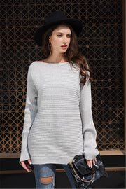 Under The Weather Knit Sweater - Pavacat