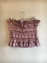 Load image into Gallery viewer, Tube Top, Slinky Top, Ruched Top, Homejob the Label, Shop Kathleen