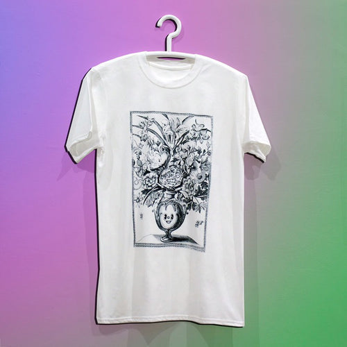 Happy Flower Pot Tee