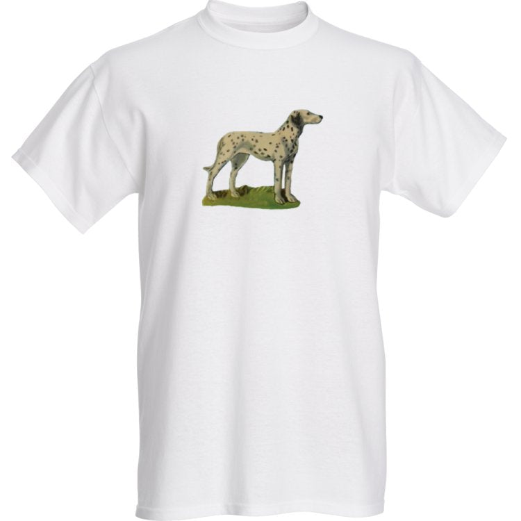 mc hardcore, 101 tee, cotton t-shirt, cotton, tee, t-shirt, Dalmatian