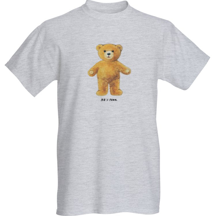mc hardcore, cotton, teddy, teddy bear tee, t-shirt, tee
