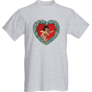 mc hardcore cotton valentine t-shirt, tee
