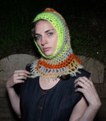 Load image into Gallery viewer, Kathleen, Shop Kathleen, Balaclava, Los Angeles, Independent Designer, Handmade, Crochet, Knit, Natural Dye, Hat