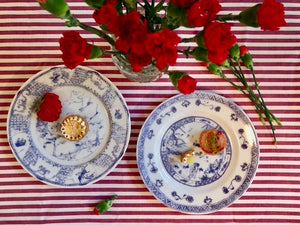 Alyssa Goodman Porcelain Plate Set