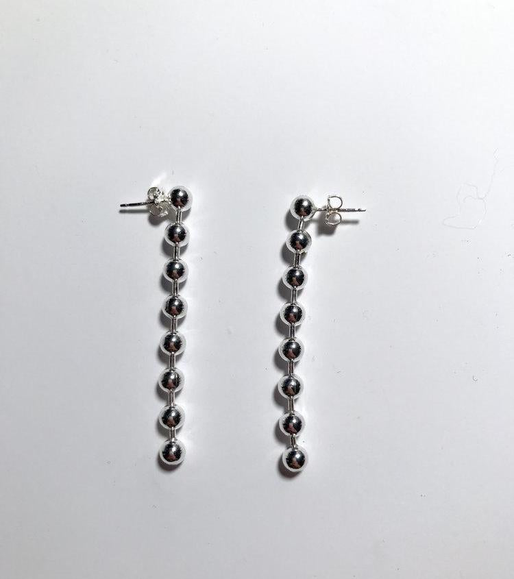 object of, sterling silver, stud, studs, lone star studs, jewelry, earrings, earring, kathleen, shop kathleen, los angeles