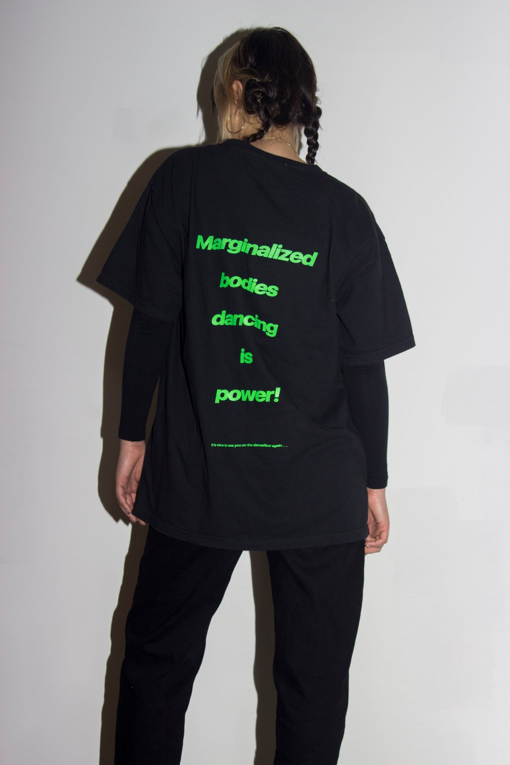 marginalized bodies tee, t-shirt, missing textures