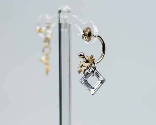 ebonny munro, jewelry, diamond daze earring