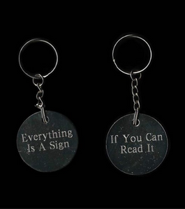 Arie Finch, Keychain, Dog Tag, Engraving, Kathleen, Shop Kathleen, Kathleen Los Angeles, Independent artist, Los Angeles Boutique