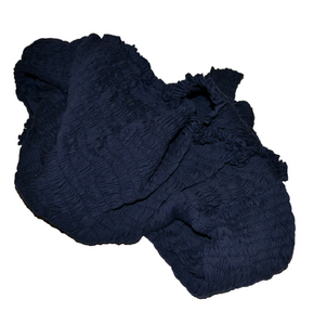 Elastic Top Dark Blu