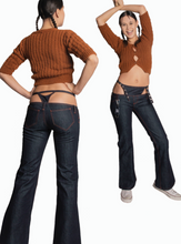 Load image into Gallery viewer, Tanga Jeans, Hardeman Tanga Jeans, Hardeman, Kathleen, Shop Kathleen