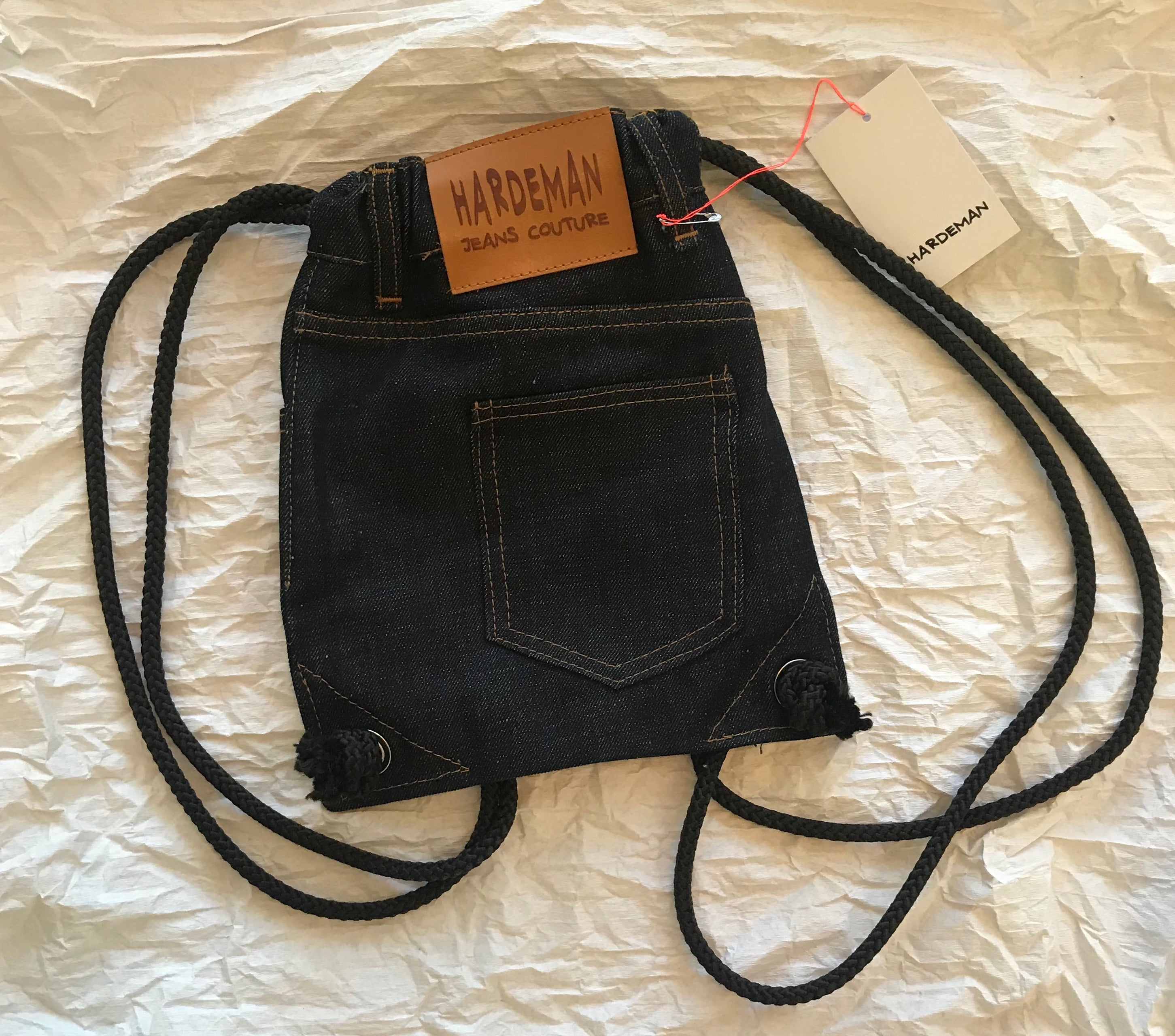 Hardeman, Denim Backpack, Kathleen, Shop Kathleen
