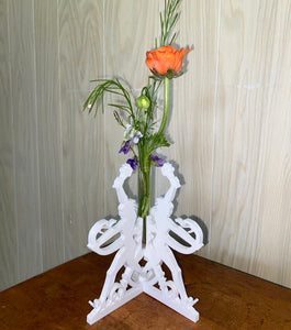 Kathleen, Shop Kathleen, Flower Arrangement, Florals, Dried Florals, Sustainably Foraged, Wretched Flowers, NYC, Independent Boutique, Los Angeles, Los Angeles Flowers, Vase, 3D Printed, Flower Vase