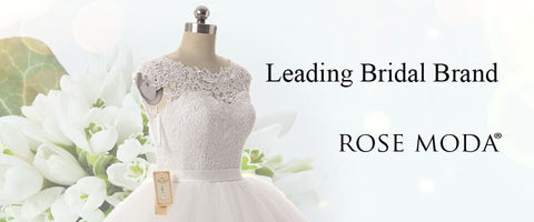 3e89e3b43726 Rose Moda is the leading retailer for wedding gowns, special event dresses,  wedding party dresses, and accessories. We are proud of our part in making  ...