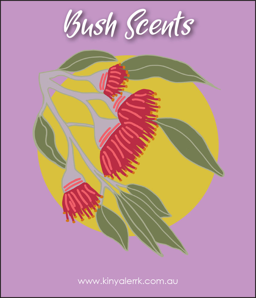 Bush Scents Candle in a Latte Mug