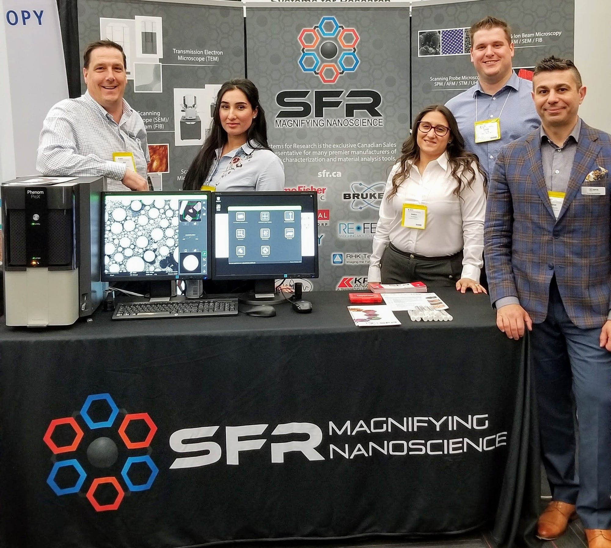SFR Hosts Exclusive Mixer at CSC 2019 in Quebec City