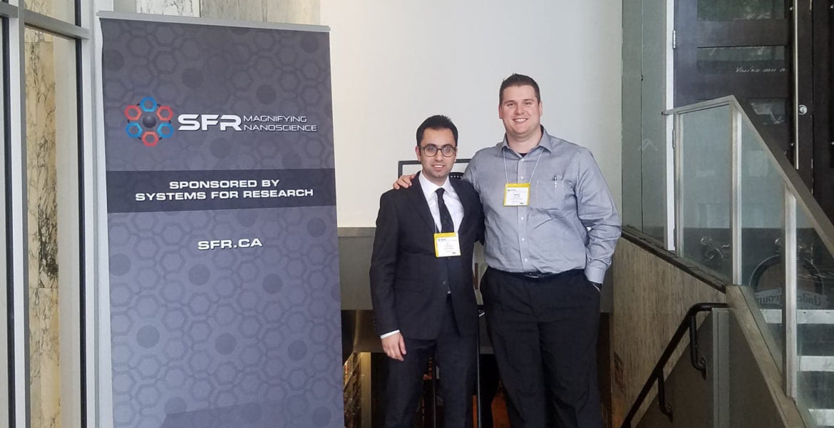 SFR attends CSC2018 and hosts exclusive mixer
