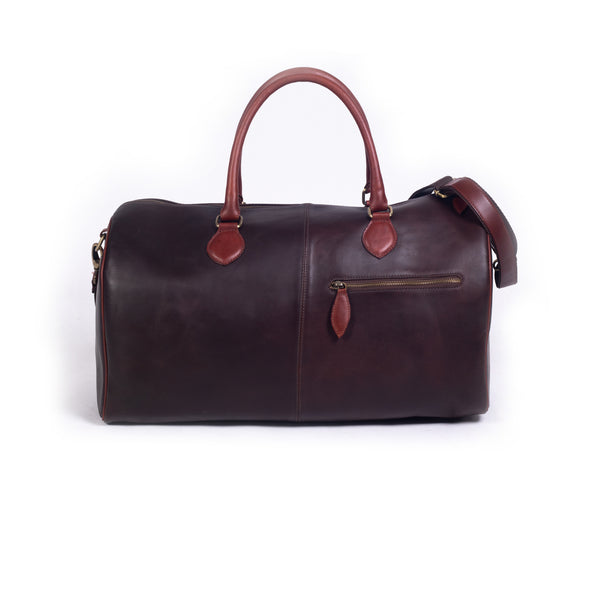 The Clifford Leather Duffle - DÖTCH CLUB