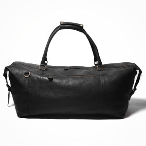 Morello Leather Duffle - DÖTCH CLUB