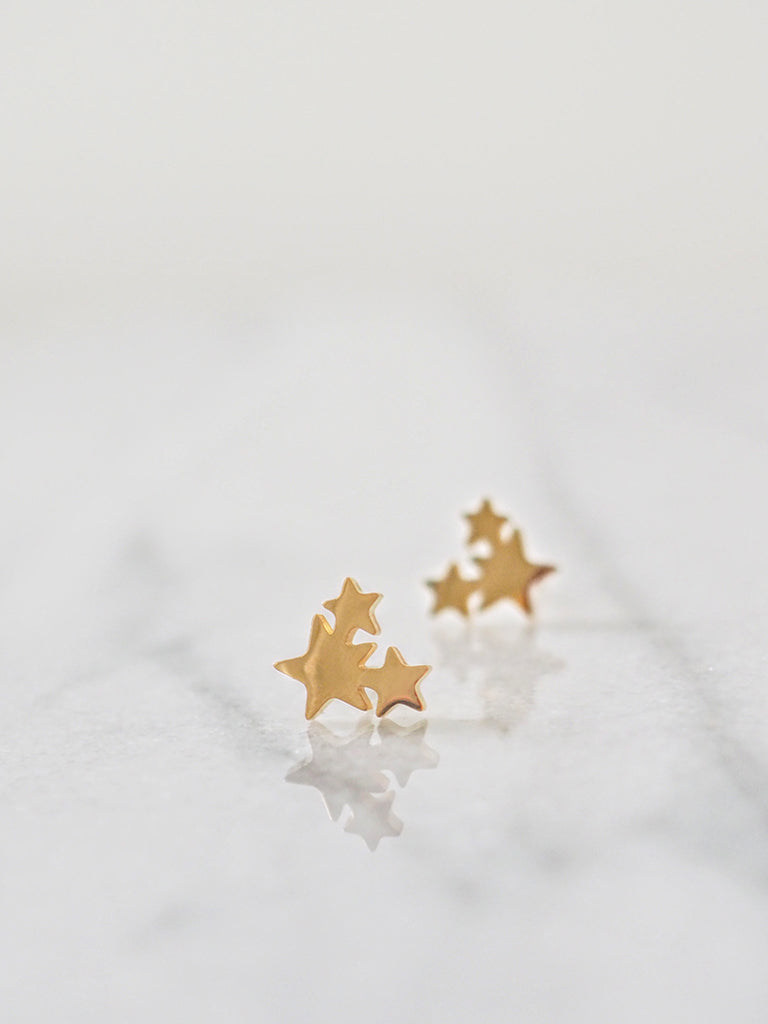 Sparkle Earrings 1