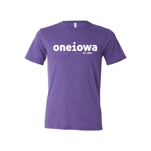 One Iowa Logo Unisex T-Shirt