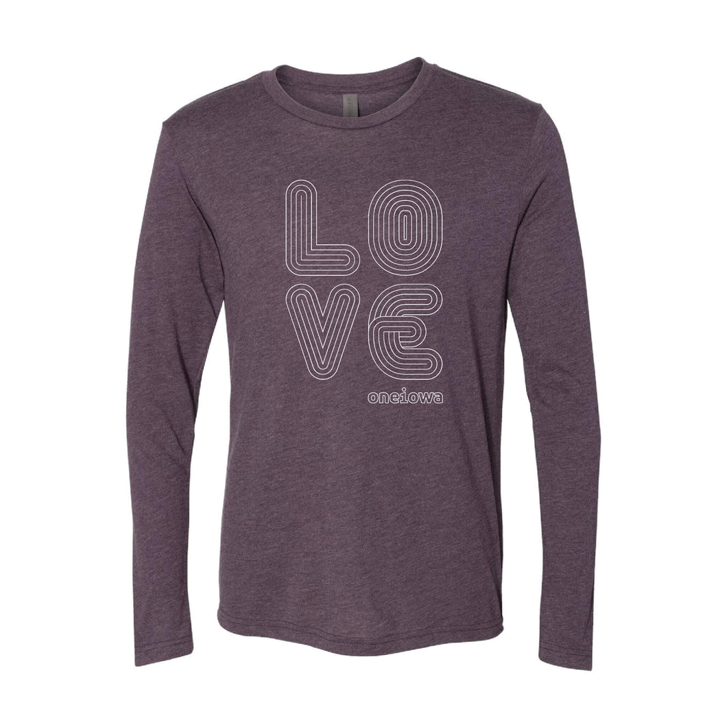 Love Lines Long Sleeve T-Shirt