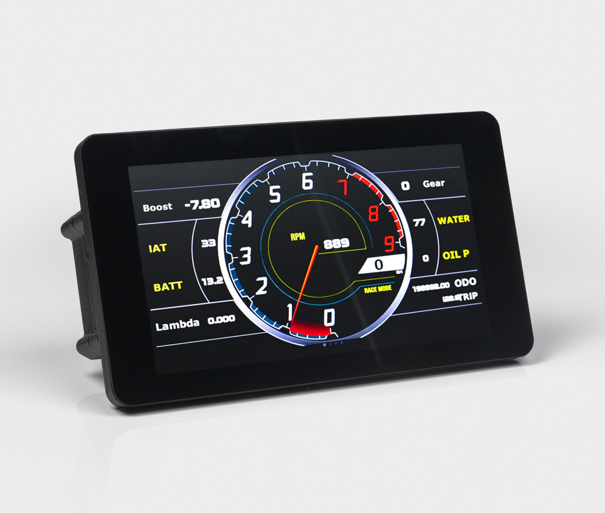 PowerTune Digital Dash (optional GPS)