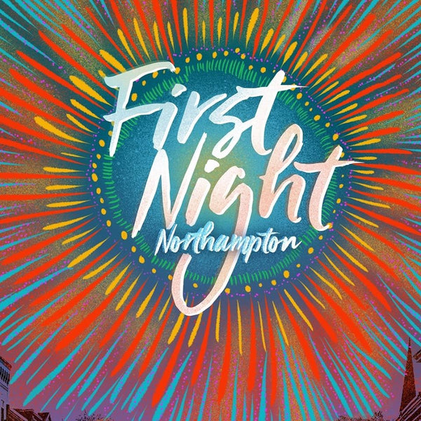 First Night Northampton 2019 Button Sales