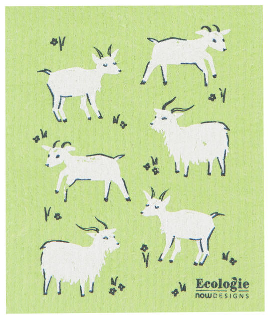 SWEDISH DISHCLOTH GOATS