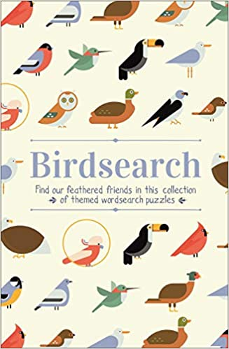 PUZZLE BOOK BIRDSEARCH