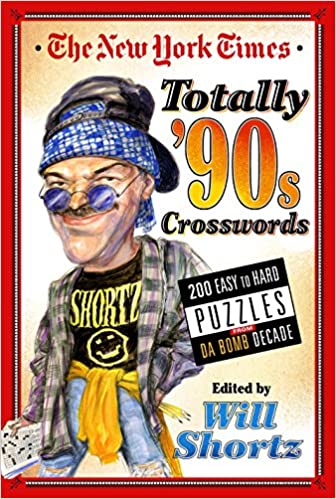 BOOK NEW YORK TIMES 90S CROSSWORDS