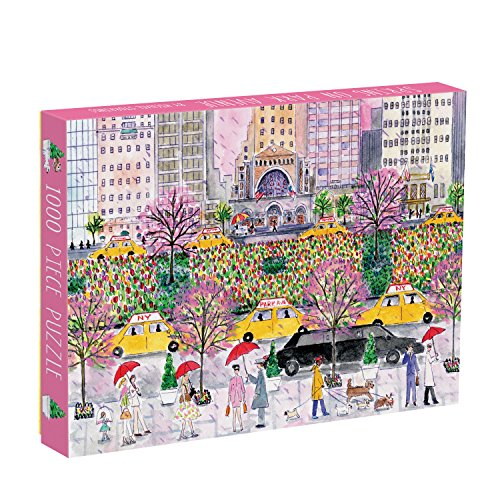 PUZZLE 1000PC STORRINGS/SPRING ON PARK AVE