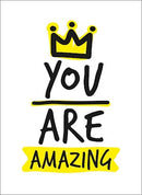 BOOK YOU ARE AMAZING