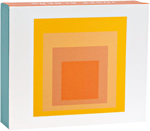 BOXED NOTECARDS QUICK JOSEF ALBERS