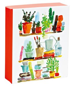 BOXED NOTECARDS QUICK SHELF LIFE