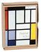 BOXED THANK YOU CARDS PIET MONDRIAN
