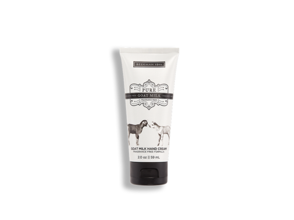 PURE GOAT MILK HAND CREAM 2 OZ