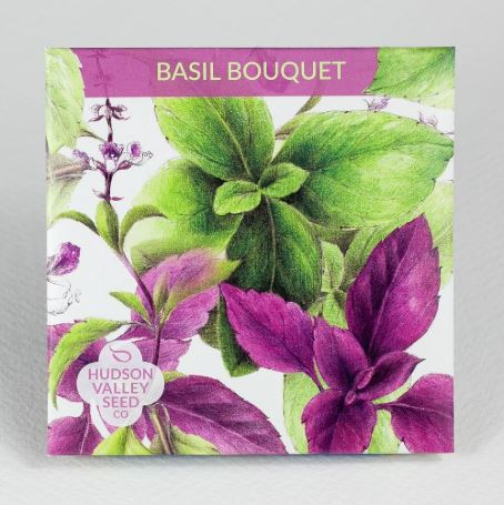 SEED PACKET BASIL BOUQUET