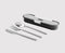 BUILT BENTO UTENSILS STAINLESS STEEL (SET OF 4)