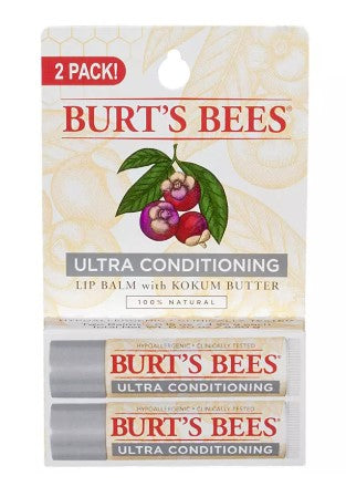 LIP BALM ULTRA CONDITIONING, SET OF 2