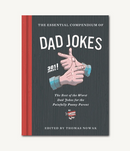 BOOK COMPENDIUM OF DAD JOKES