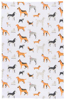 TEA TOWEL DOG DAYS