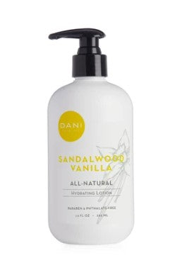 LOTION SANDALWOOD VANILLA