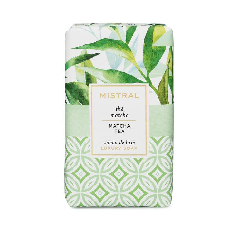 MATCHA TEA BAR SOAP (SMALL)