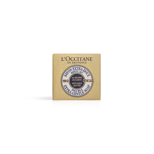L'OCCITANE MILK BAR SOAP 3.5 OZ