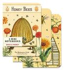JOURNAL S/3 MINI BEES & HONEY