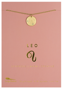 ZODIAC NECKLACE LEO