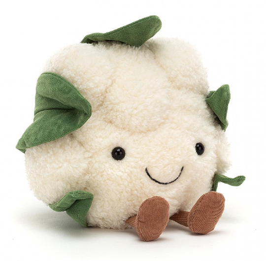 PLUSH CAULIFLOWER 10""