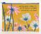 LARGE ZIP POUCH WILDFLOWERS STAND TALL