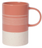 MUG ETCHED CLAY, 14OZ