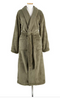 PINE CONE HILL SHEEPY FLEECE ROBE VETIVER- ONESIZE